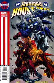 Iron Man House Iron Man House Of M Volume Comic Vine