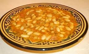 comment cuisiner des haricots blancs cuisine marocaine haricot blanc paperblog
