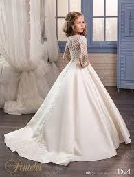 Cheap Bridal Dresses Best 25 Little Wedding Dresses Ideas On Pinterest Kids
