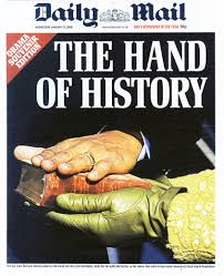 cover to cover obama v trump creative review