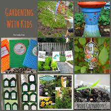 Garden Crafts Ideas Ideas For Gardening With Things To Make And Do Crafts And