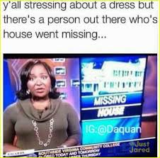 Internet Memes - what color is this dress spawns tons of internet memes photo