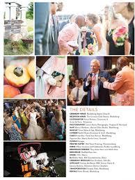 wedding planner magazine ashleigh bruce s wedding planner magazine feature
