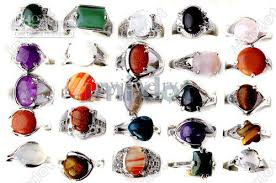 stone rings jewelry images 2018 brand new mix natural stone rings assorted ring jewellery jpg
