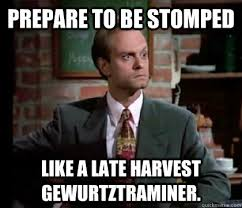 Frasier Meme - prepare to be stomped niles crane frasier my tv faves