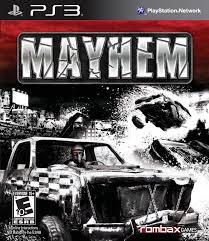 destruction descends upon xbox 360 and ps3 with mayhem 3d this