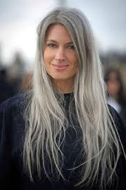 402 best grey hair images on pinterest white hair hairstyles