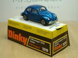 blue volkswagen beetle 1970 dinky toys volkswagen 1300 sedan featured opening doors bonnet