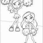 20 free printable bratz coloring pages everfreecoloring