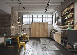 Urban Loft Plans by Apartment Loft Kitchen This Inspiring Industrial Loft Apartment