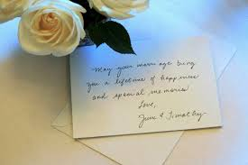 Sayings For A Wedding What To Write On A Wedding Shower Card Holidappy