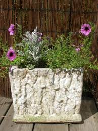 planters astonishing cement planters for sale outdoor cement