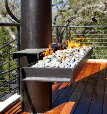 chimney outdoor fire pit u2013 anewleaf