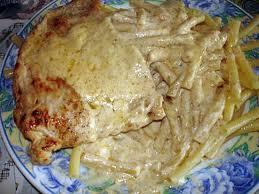 recette avec de cuisine recette d escalope sauce au boursin cuisine ail et fines herbes
