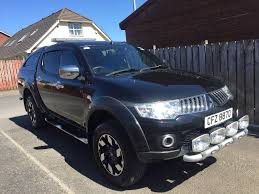 jeep mitsubishi l200 mitsubishi pick up jeep 2010 in londonderry county