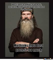 Duck Dynasty Birthday Meme - dead birthday meme