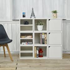 Home Decorating Basics Way Basics Connect Shelf Cube 13 4 Eco Stackable Cubby Organizer