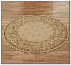 Round Rugs For Bathroom Rug 6 Foot Round Rug Wuqiang Co