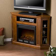 furniture the elegance of electric fireplace tv stand menards