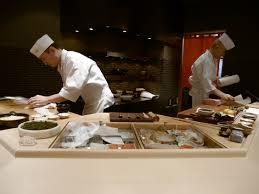 japanese restaurant cook at table sushi sho saito will be