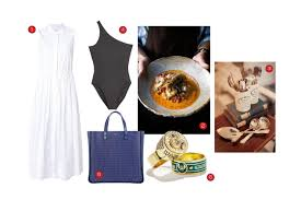 where the chic vacation a guide to three fashionable summer