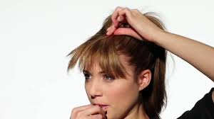 How To Formal Hairstyles by Cute Mustache Messy Bun Hairstyles For Short Medium Long Hair