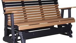 bench finest delahey outdoor porch glider bench gratify outdoor
