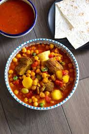 cuisine iranienne abgoosht recette traditionnelle de soupe iranienne 196 flavors
