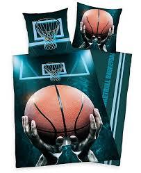 West Ham Duvet Cover Basketball Single Duvet Cover And Pillowcase Set Bedding Bedroom