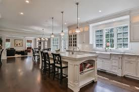 open kitchens with islands dining room family plans design target come furniture collections
