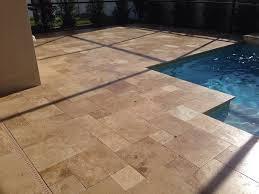 travertine patio pavers walnut travertine bullnose pool coping tile