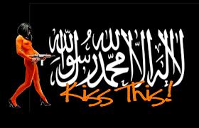 Black Jihad Flag Axel Sander