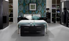 White Gloss Assembled Bedroom Furniture High Gloss U0026 Veneered Household Furniture Colour Supplies