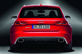 all new 2013 audi rs4 avant gets 450 hp pictures and details