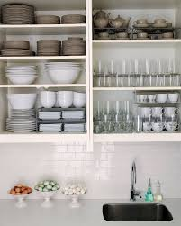 Kitchen Cabinets Open Shelving 28 Best Kitchen Open Shelves Images On Pinterest Open Shelves