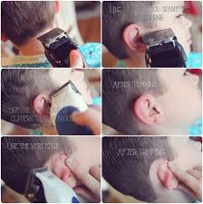 how to give yourself a haircut diy boys haircut