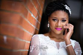 bella naija bridal hair styles striking natural hair looks for the 2015 bride t alamode bellanaija