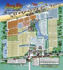 barefoot landing map lakes family cground in myrtle s c favorite