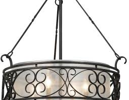Chandelier Metal Chandelier Metal Drum Chandelier Miraculous Metal Drum Shade