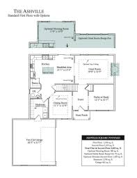 the ashville in forrest glenn floor plans in landenberg pa