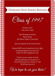 high school class reunion invitations class reunion invitations myefforts241116 org