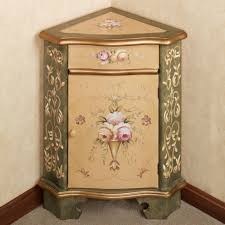 luxury corner accent table for dining room of zandeah rose floral