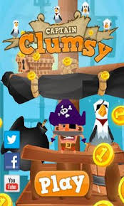 free clumsy apk captain clumsy for android free captain