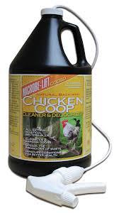 natural backyard chicken coop cleaner u0026 deodorizer u2013 microbe lift