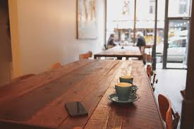 free images iphone smartphone table cafe coffee wood