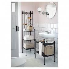 Cool Bathroom Storage by Bathroom Freestanding Wooden Shelving Cool Bathroom Shelves A