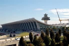 Washington Dulles Airport Map by Washington Dulles International Airport Wikiwand