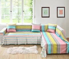 housse pour canapé angle housse canape d angle universelle beau canapac colorac couvre pour