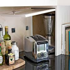 kitchen appliance storage cabinet 40 clever storage ideas for a small kitchen