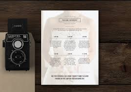 wedding day schedule template flyer templates creative market